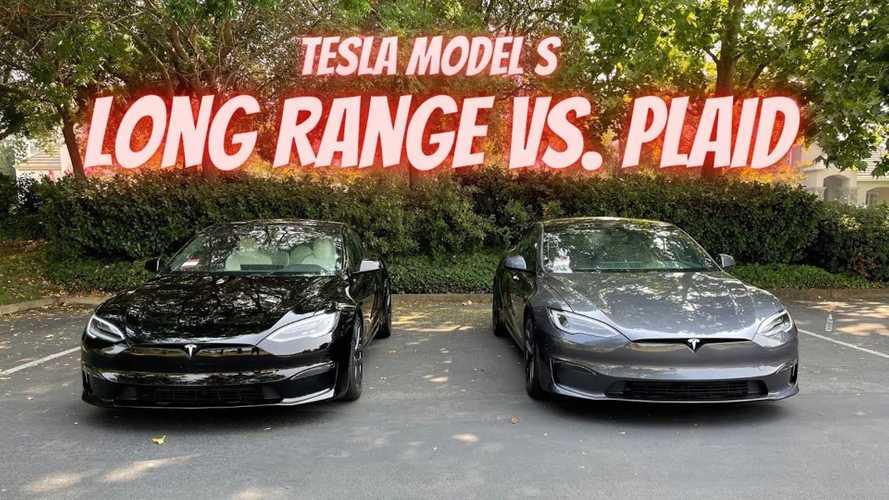Tesla Model S Plaid Vs Long Range: Worth The Extra $40,000?