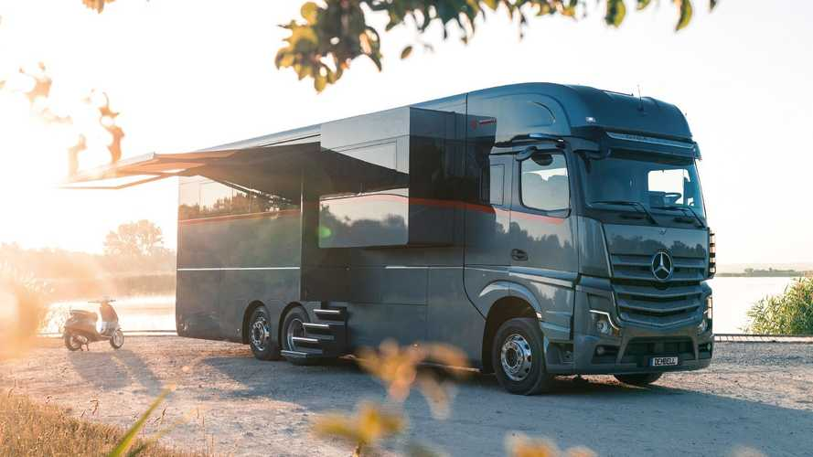 Dembell Motorhomes - Une maison ultra-luxueuse et mobile