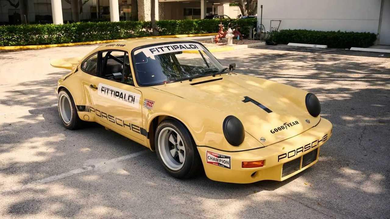 Porsche 911 Carrera de Pablo Escobar