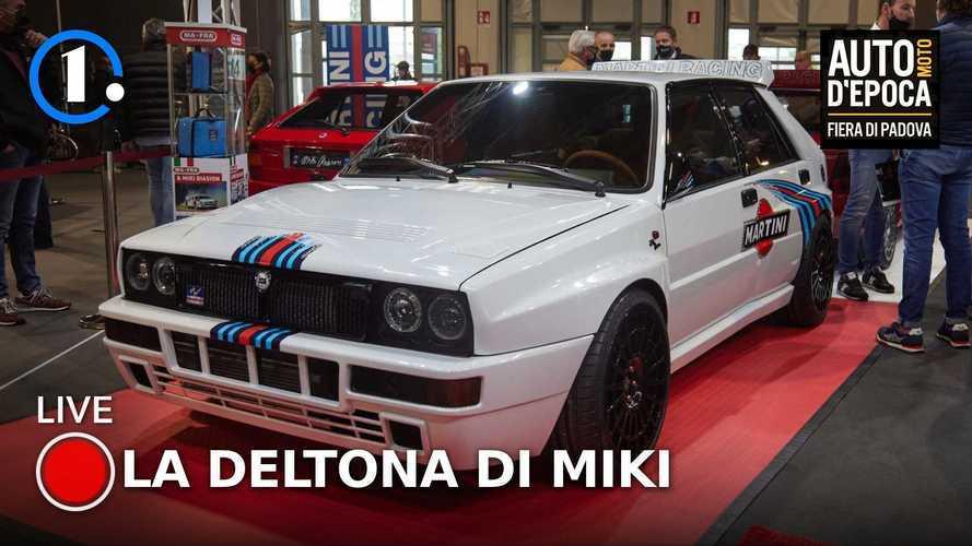 La Nuova Lancia Delta, secondo Miki Biasion