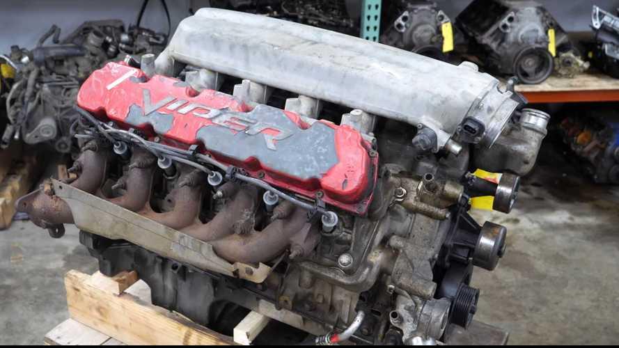 Dodge Viper V10 Engine Teardown Is Full Of Nasty Surprises
