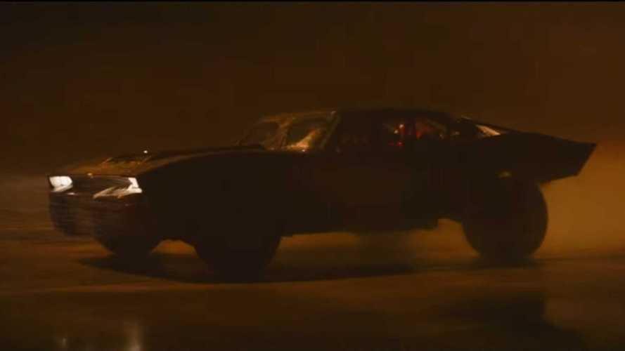 La Batmobile en action dans une nouvelle bande-annonce du film