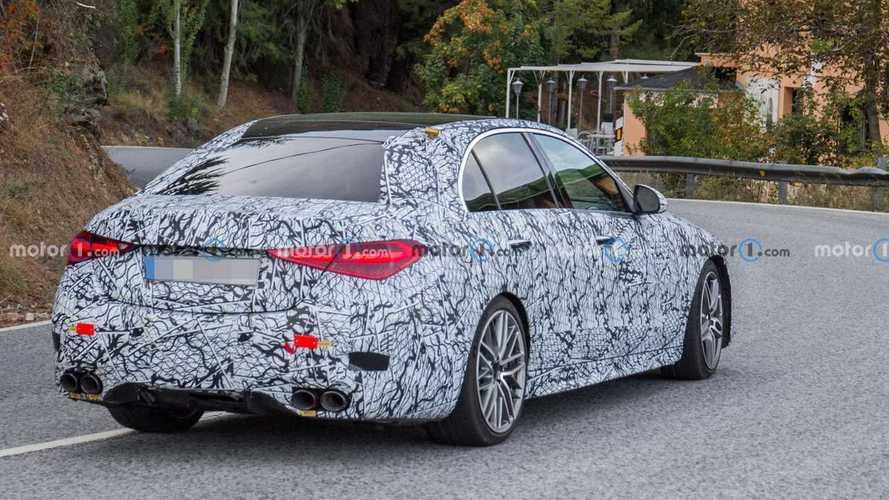 Mercedes-AMG prépare une version 45 de la Classe C