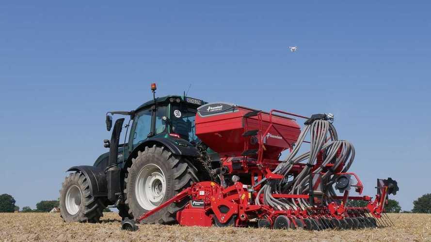 """Kverneland e-drill maxi plus: semina e fertilizzazione """"all-in"""""""