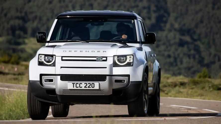 Land Rover Defender 110 PHEV, la prova