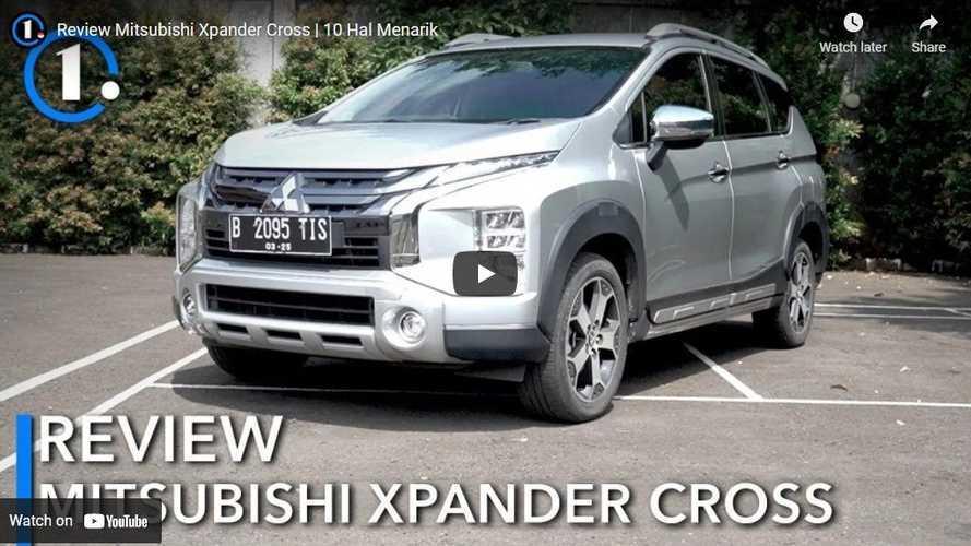 Simak 10 Hal Menarik dari Mitsubishi Xpander Cross
