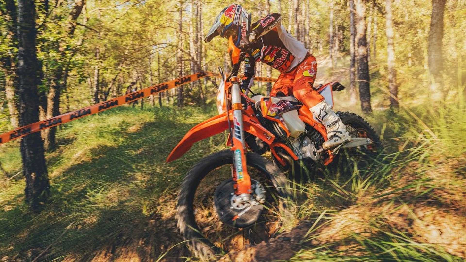 2022 KTM 350 EXC-F Factory Edition - Trail