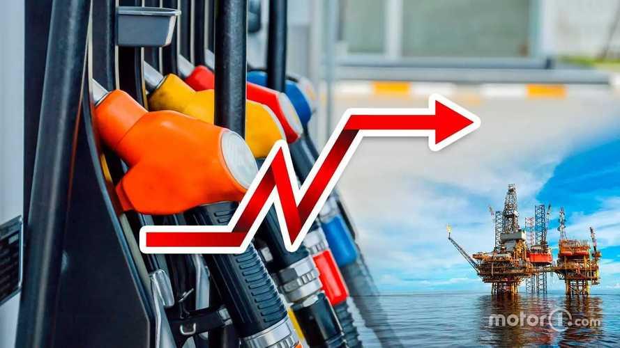 Prezzi benzina e diesel in aumento, ma la corsa (ora) rallenta