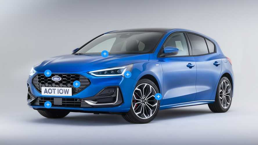 Ford Focus restyling, tutte le novità punto per punto