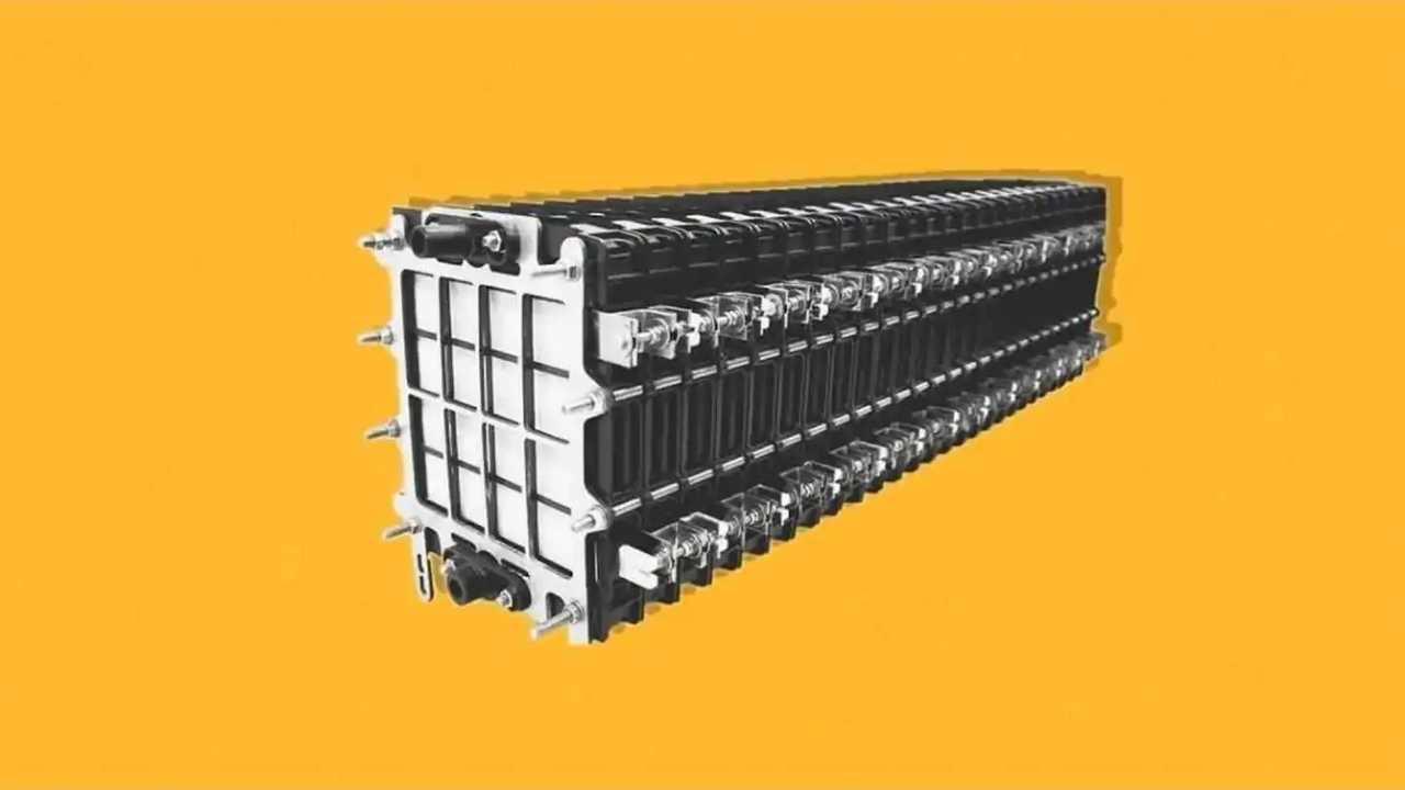 Una batteria alluminio-aria