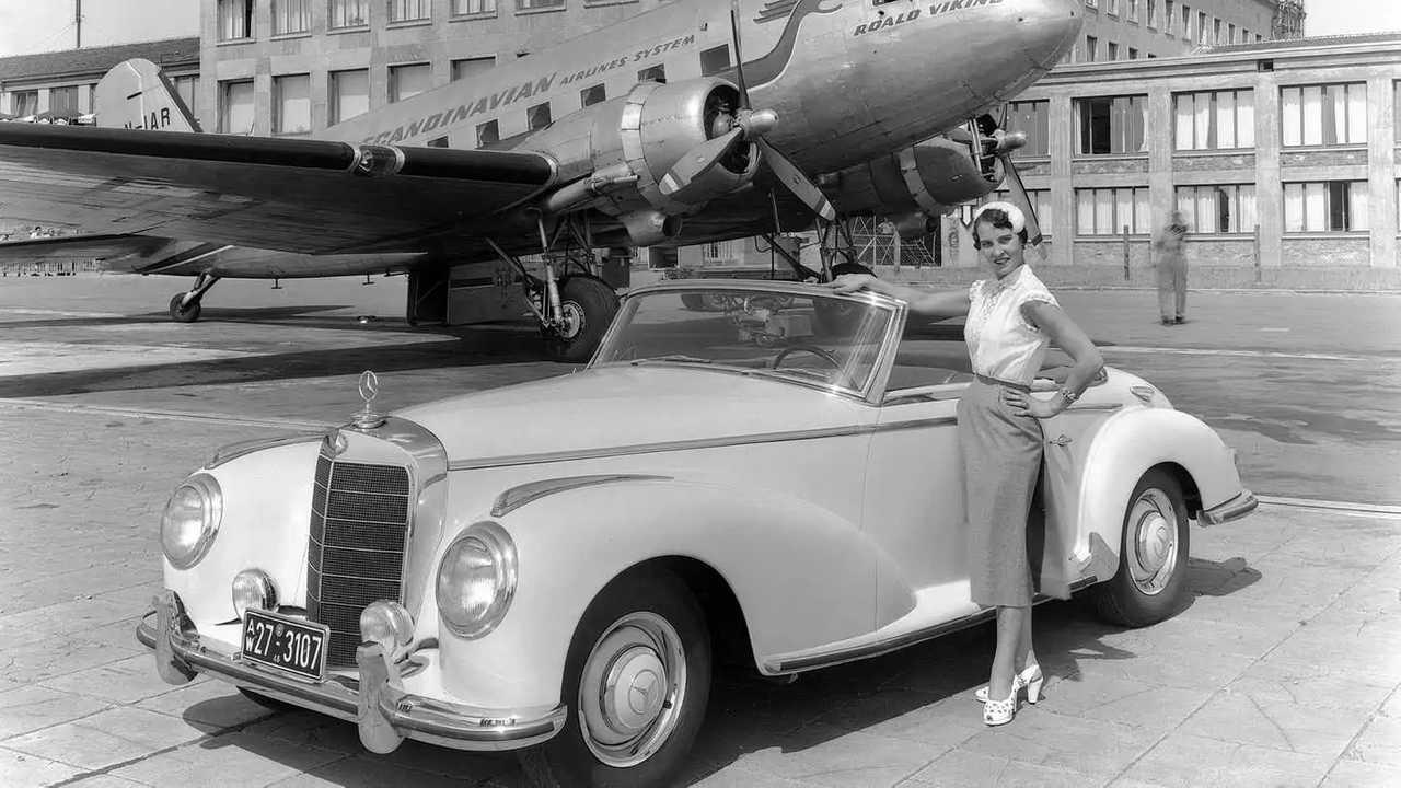 Mercedes-Benz 300 S: 70 años de síntesis de lujo y deportividad