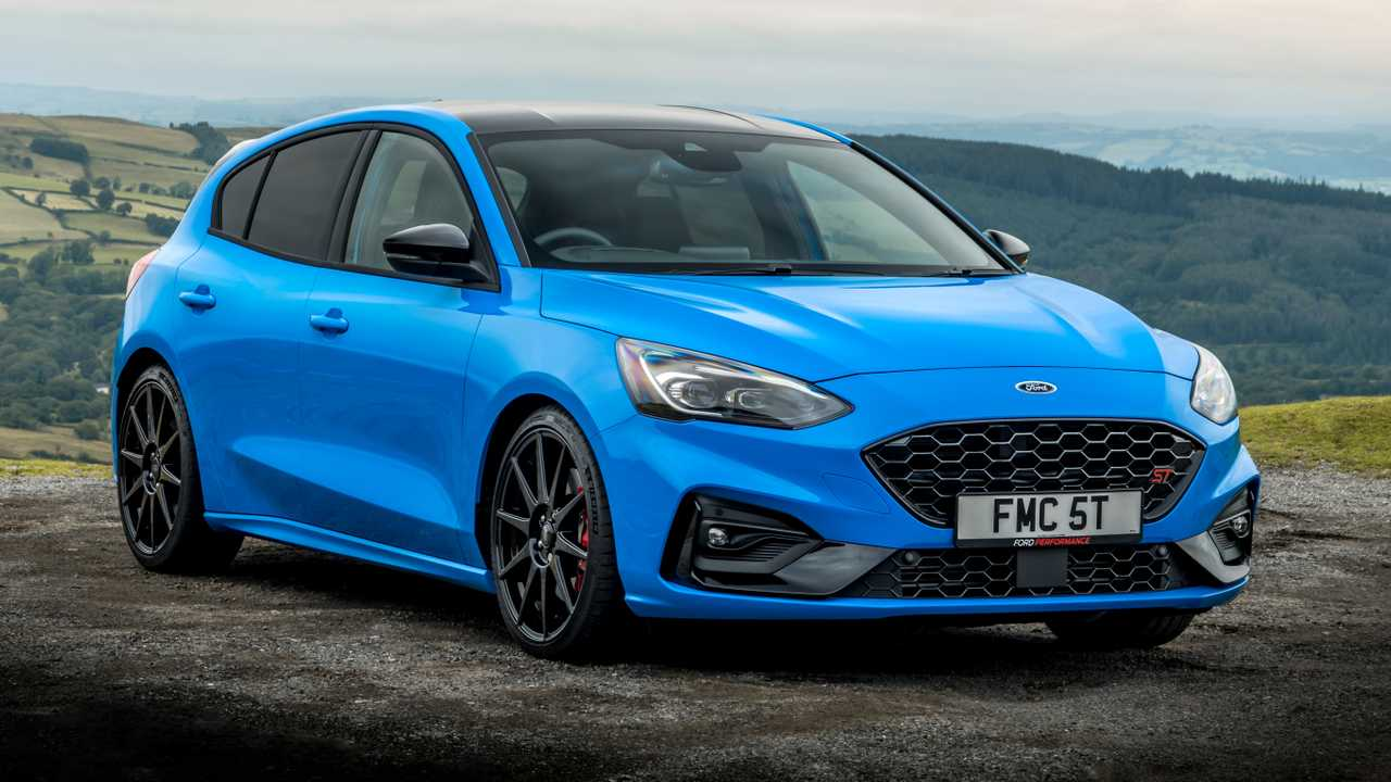 Special edition Ford Focus ST introduced in Europe