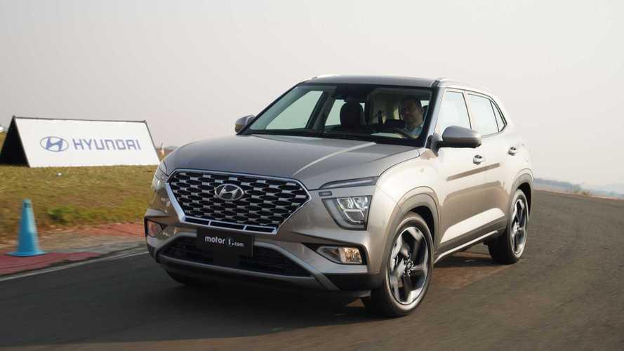 Primeiras Impressões Novo Hyundai Creta 2022: personalidade forte