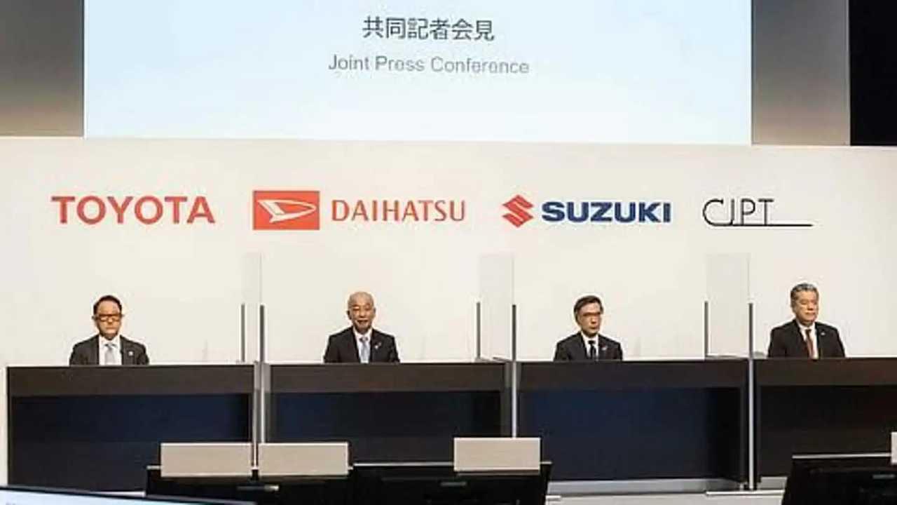 Suzuki und Daihatsu schließen sich Elektro-Nutzfahrzeug-Joint Venture von Toyota an