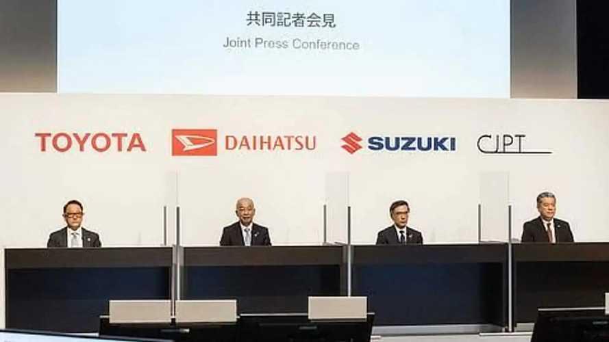 Suzuki und Daihatsu schließen sich E-Nutzfahrzeug-Kooperation an