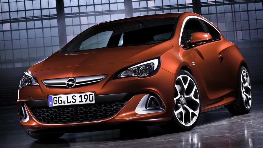 Opel Introduces Three New Vehicles And Concept In Geneva