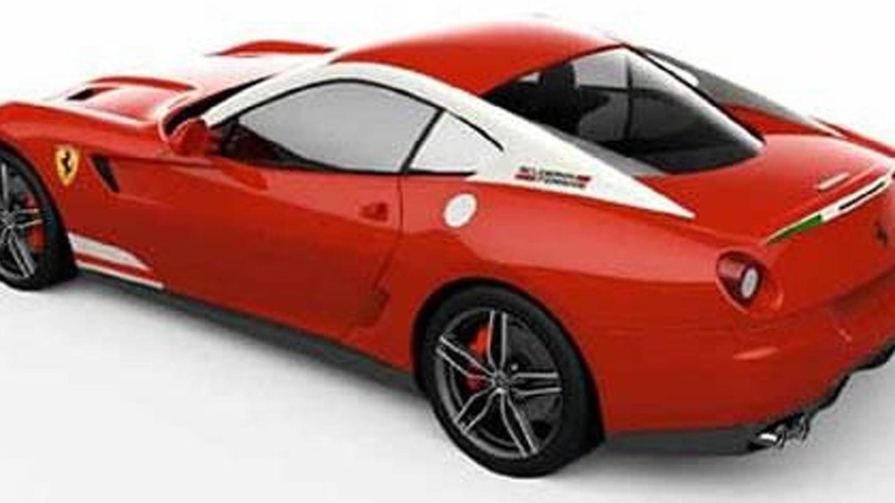 Ferrari 599 Gtb 60f1 Announced