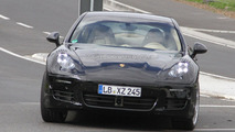 2013 Porsche Panamera facelift spied - new details 07.10.2011