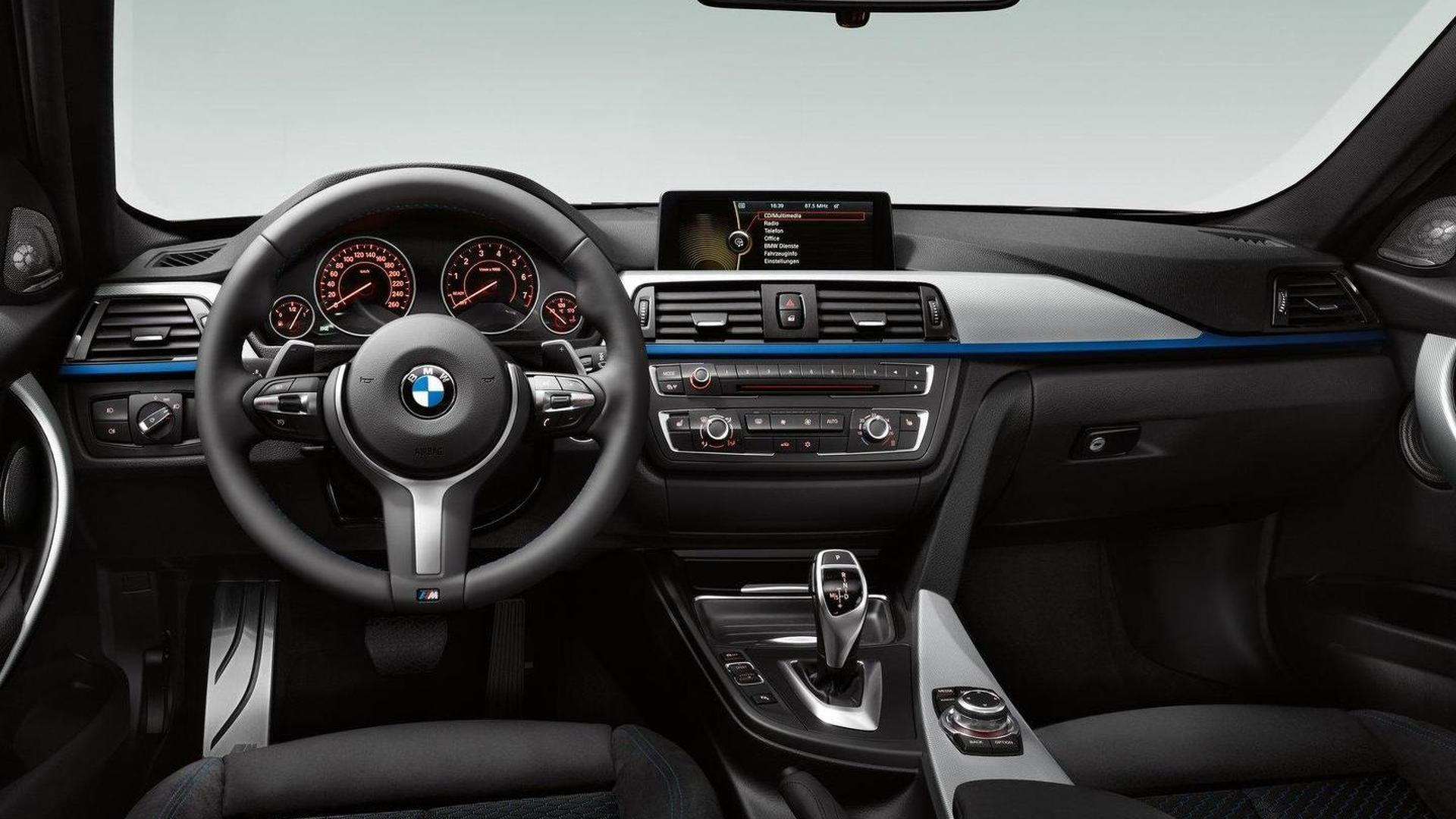 2012 Bmw 3 Series M Sport Package Interior 335i 14 10 2011 1079551