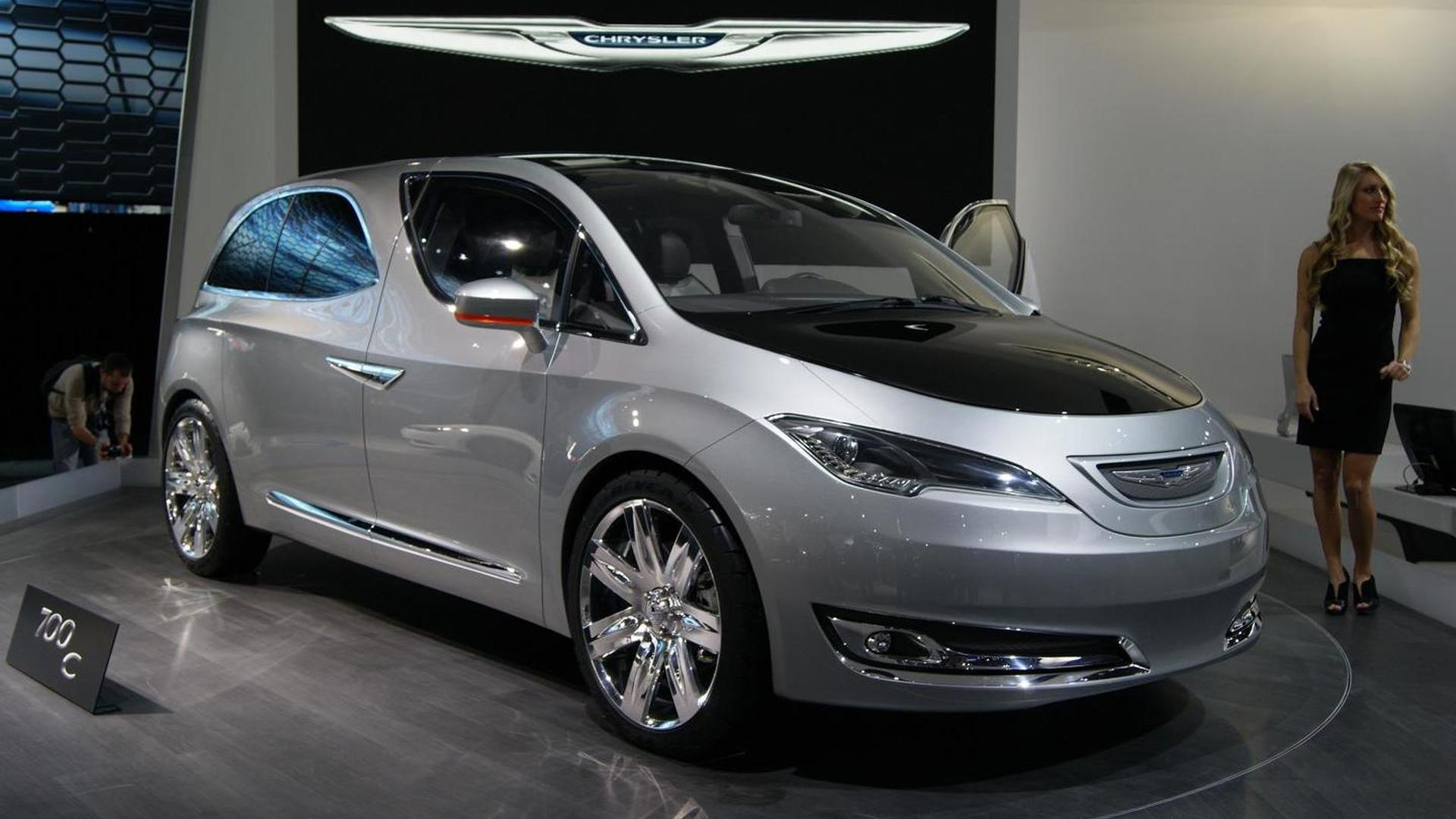 2016 Chrysler Town Country To Push The Envelope In Terms Of Styling Report