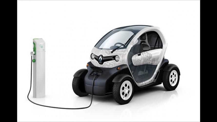 Elektroauto für unter 7.000 Euro: Renault Twizy