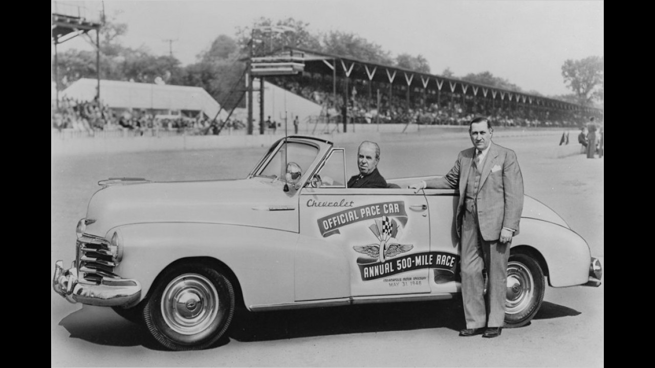 Fleetline Pace Car (1947)