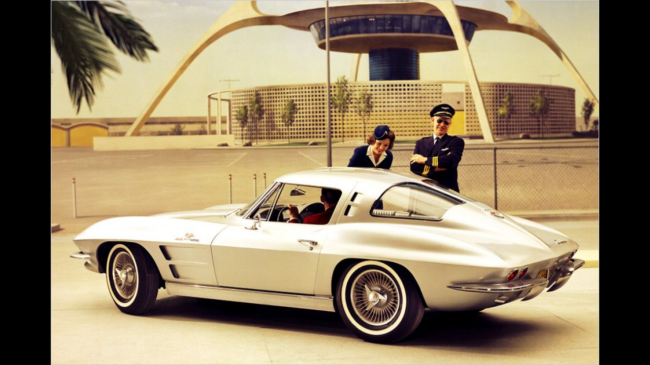 Corvette Sting Ray (1963)
