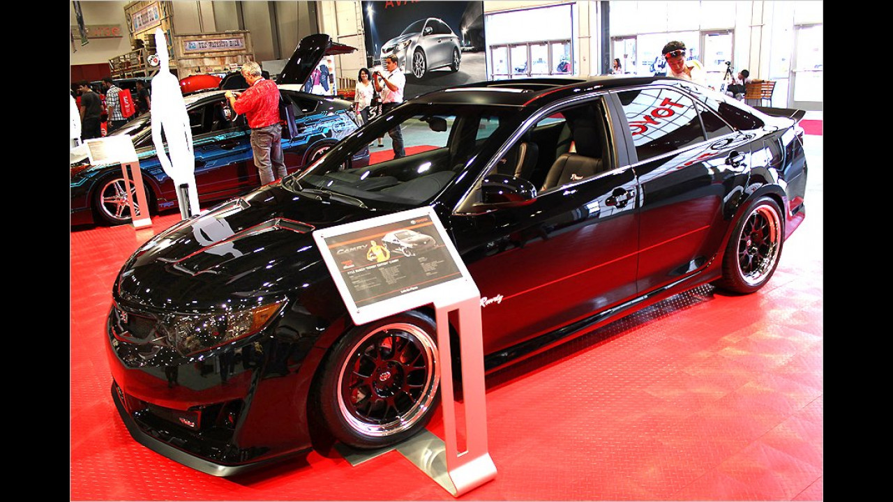 Toyota Camry Rowdy Edition