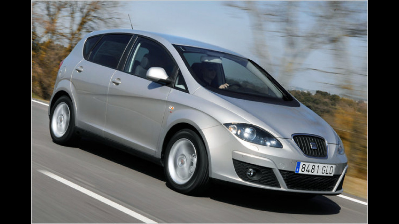 Seat Altea 1.6 TDI Ecomotive Reference