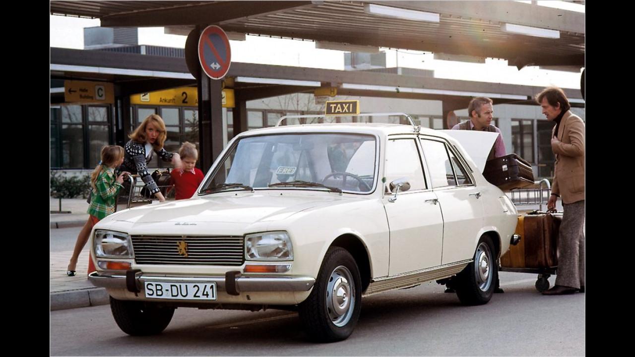 Peugeot 504 D (1974)