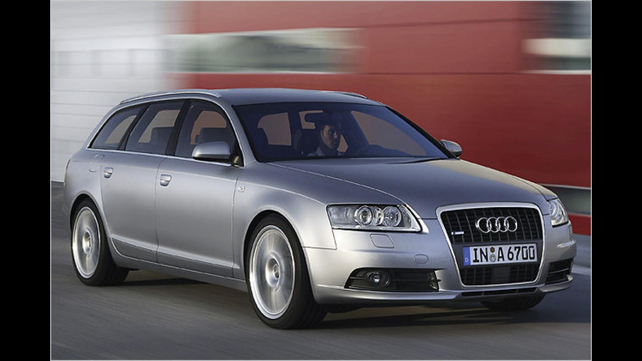 Audi A6 Avant 4.2 FSI quattro tiptronic