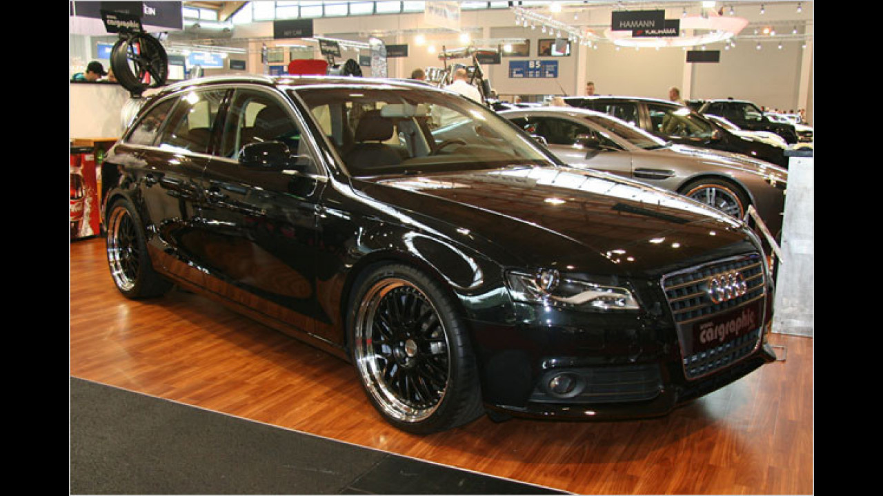 Cargraphic Audi A4 Avant RSC