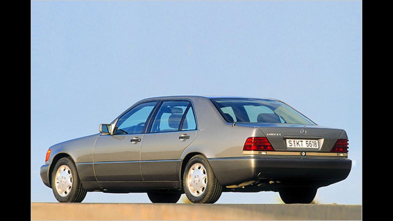 Mercedes S-Klasse (1991-1998)