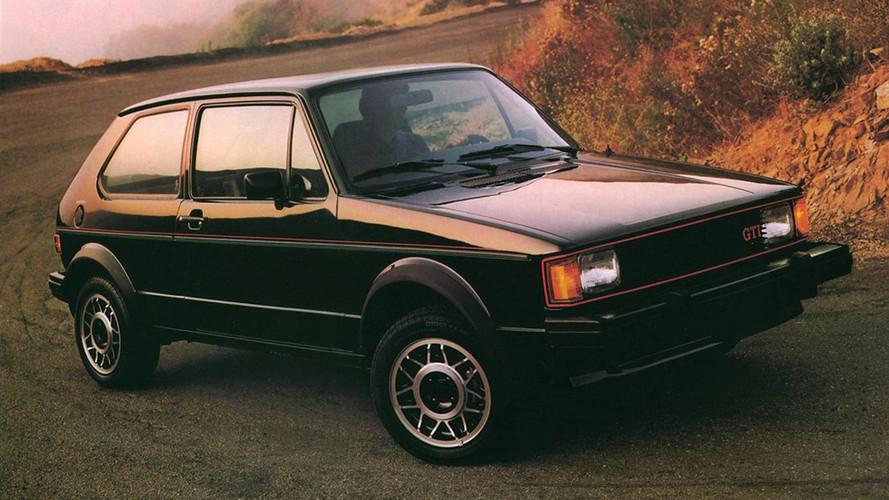 Klasik reklamlar: 1983 VW Rabbit GTI