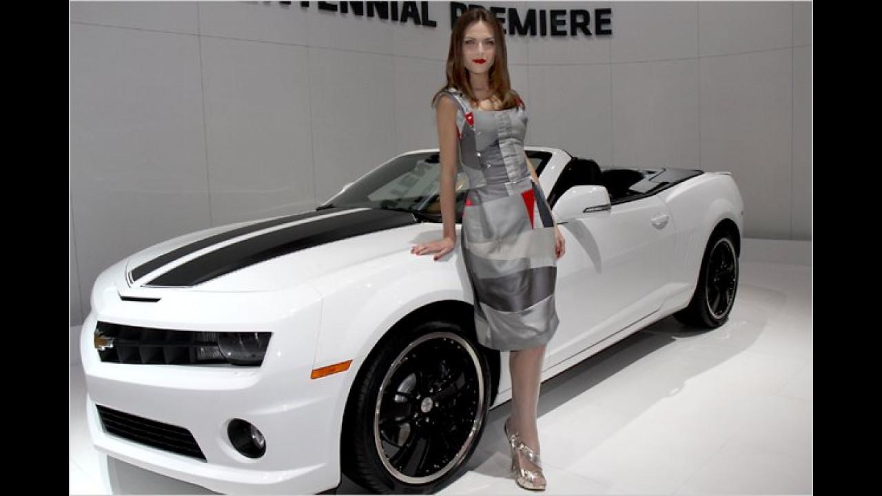 Chevrolet Camaro. Was will Mann mehr.