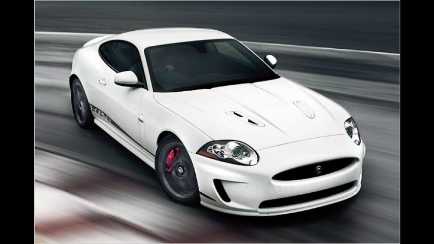 Jaguar präsentiert in Genf den ultimativen XKR