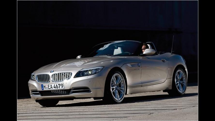 BMW Z4 jetzt auch mit Vierzylinder-Turbo