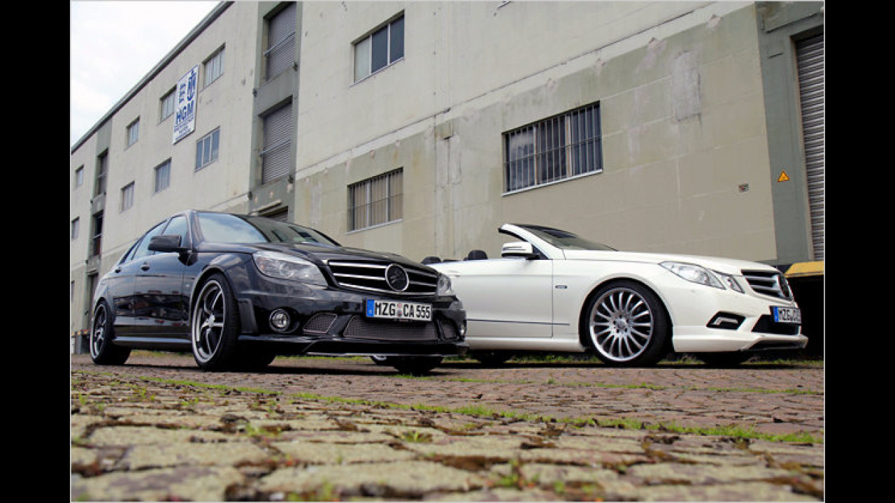 Carlsson Mercedes CK 63 RS