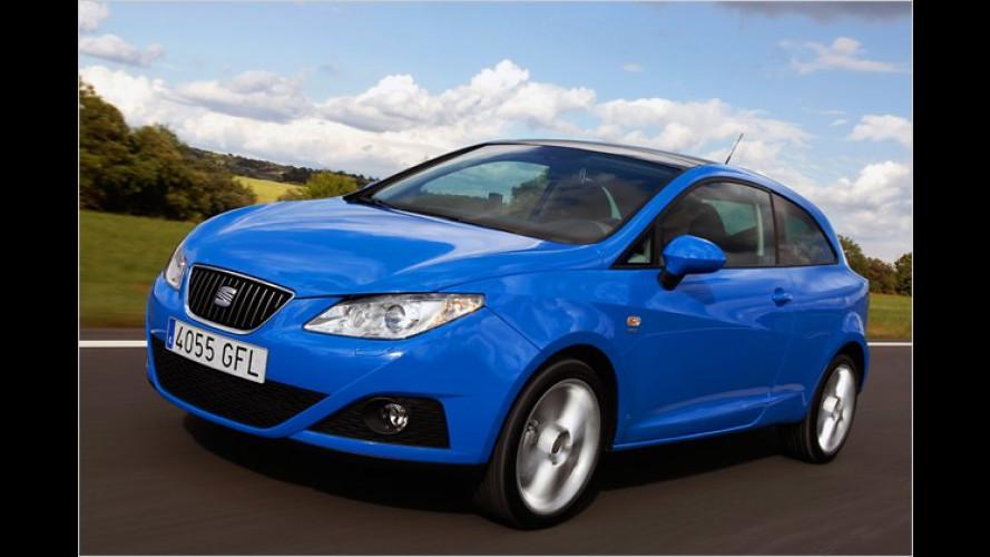 Sparsamer Polo-Spieler: Seat Ibiza mit neuem 1.2 TSI im Test