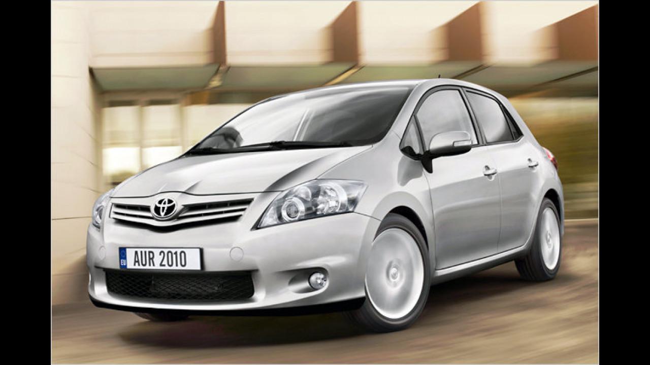 Alternative: Toyota Auris 1.4 D-4D 5-türig
