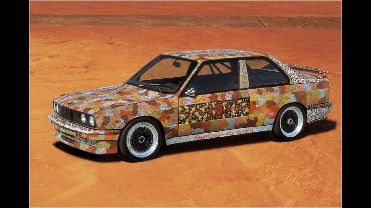 BMW M3:  Michael Jagamara Nelson (1989)