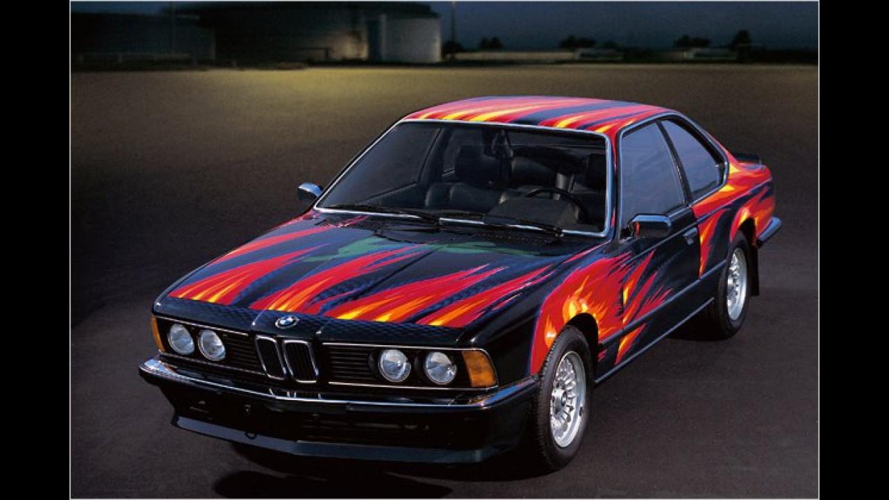 BMW 635 CSi: Ernst Fuchs (1982)