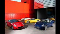 Ferrari trennt sich von Rot