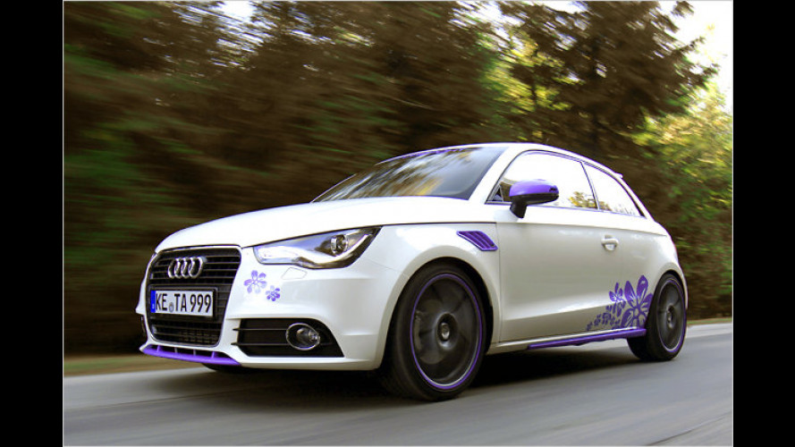 "Abt AS1 1.6 TDI im Test: ,Aloha"" in Lavendel"