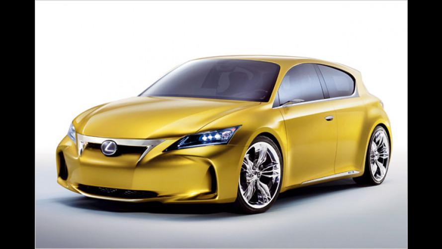 Genf 2010: Weltpremiere für den Lexus CT 200h