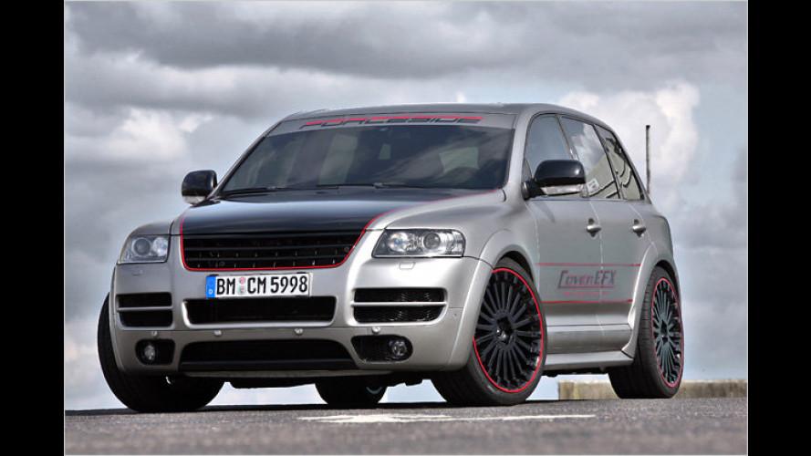 Heißes Eisen: CoverEFX Touareg W12 Sport Edition