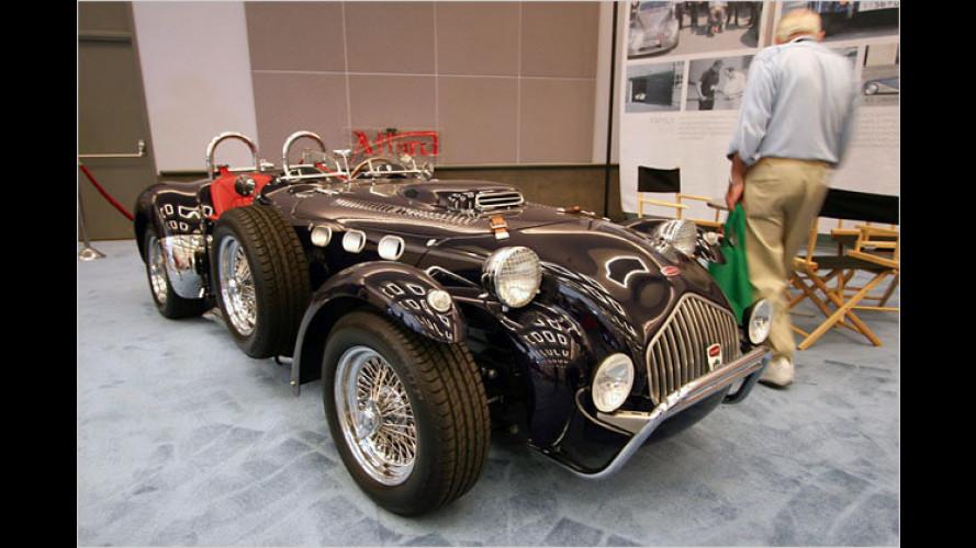 Die interessantesten Sportwagen auf der L.A. Autoshow