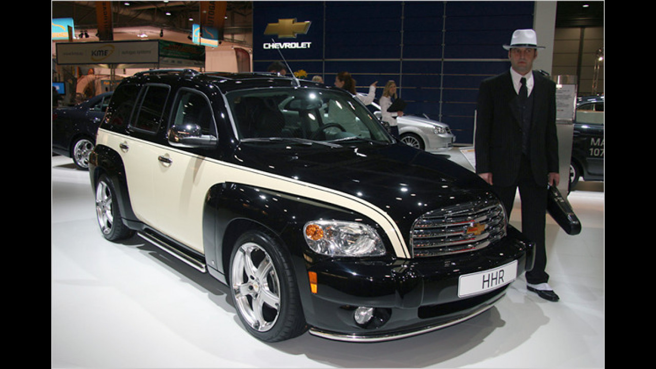 Chevrolet HHR Capone