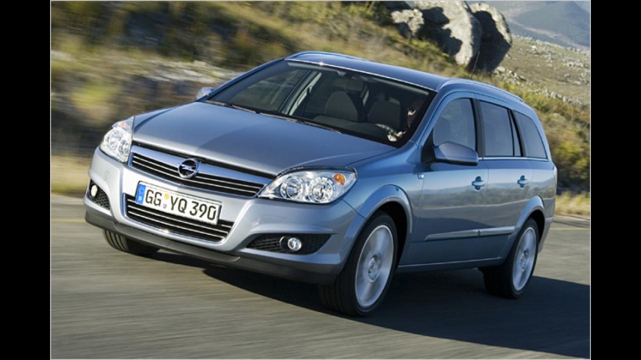 Opel Astra H Caravan (2003)