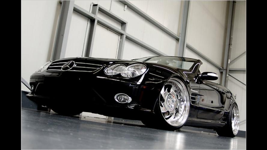 Mercedes SL Maxx: Roadster powert mit sagenhaften 600 PS